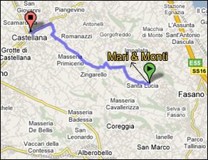 Bed And breakfast a pochissima distanza da Zoo safari Fasano, Alberobello, Monopoli e Castellana Grotte