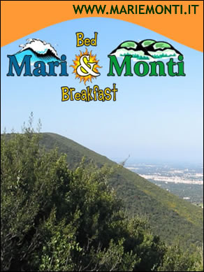Mari e Monti Bed and breakfast - Zoo Safari di fasano