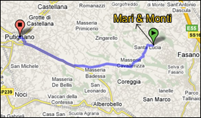 Mari e Monti Bed and breakfast - Putignano